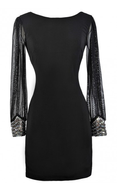 Black Party Dress, Black Cocktail Dress, Little Black Dress