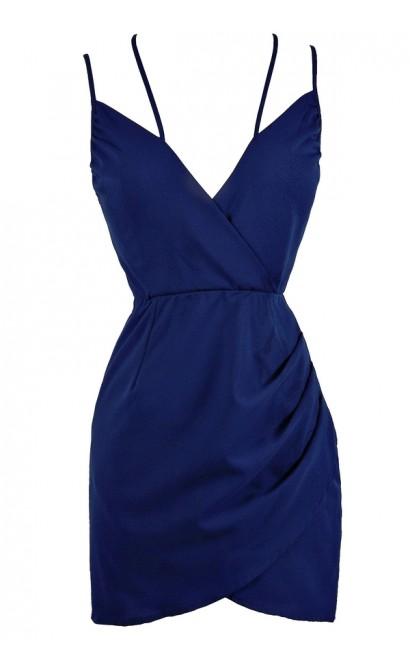 Bright Blue Dress, Blue Party Dress, Blue Cocktail Dress, Blue Club Dress, Cute Party Dress, Cute Summer Dress, Royal Blue Party Dress