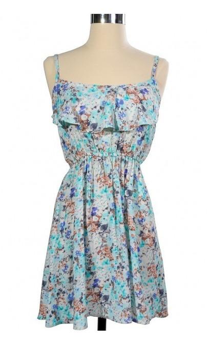 Summer Simplicity Dress