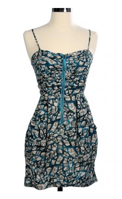 Mosaic Pebble Dress