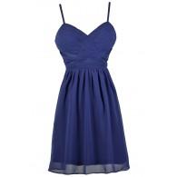 Bright Blue Dress, Royal Blue Dress, Cute Blue Dress, Bright Blue Party Dress, Royal Blue Party Dress, Bright Blue Cocktail Dress, Royal Blue Cocktail Dress, Bright Blue Summer Dress, Royal Blue Summer Dress