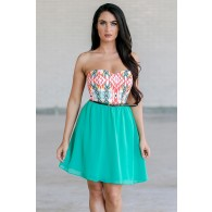 Albuquerque Allure Belted Dress