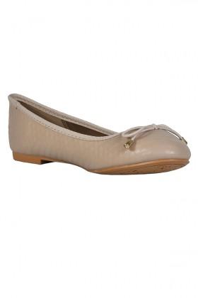 Nude Ballet Flat, Beige Ballet Flat, Cute Ballet Flat Shoes