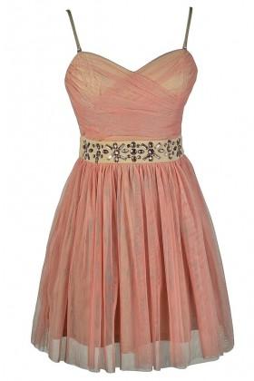 Cute Pink Dress, Pink Rhinestone Dress, Pink Party Dress, Pink Cocktail Dress, Pink Mesh Dress, Pink Tulle Dress, Pink A-Line Dress, Cute Valentine's Day Dress, Cute Valentine's Dance Dress, Cute Party Dress, Cute Cocktail Dress