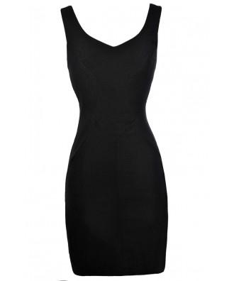 Little Black Dress, Black Party Dress, Black Cocktail Dress, Black Pencil Dress, Cute Black Dress