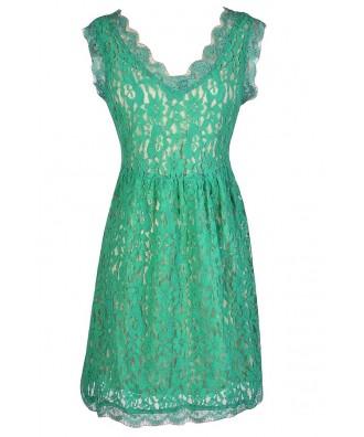 Green Lace Dress, Mint Lace Dress, Jade Lace Dress, Mint Lace Bridesmaid Dress, Green Lace Bridesmaid Dress, Green Lace Party Dress, Cute Party Dress, Cute Green Party Dress