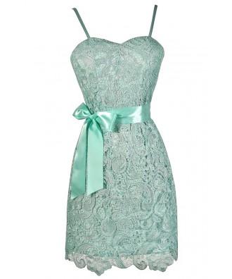 Cute Mint Dress, Mint Lace Dress, Mint Lace Party Dress, Mint Lace Cocktail Dress, Fitted Mint Lace Dress, Mint Lace Pencil Dress, Cute Summer Dress