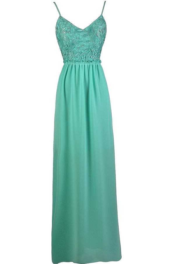 Lily Boutique Teal Lace Open Back Dress, Teal Maxi Dress, Open ...