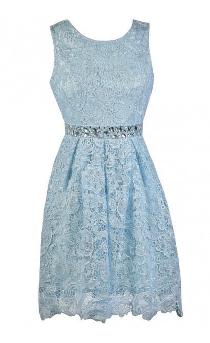 01cc2d47240 Sky Blue Bridesmaid Dress