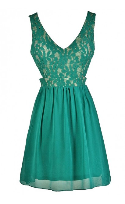 Cute Jade Dress, Cute Teal Dress, Jade Lace Dress, Teal Lace Dress, Jade Cutout Lace Dress, Teal Cutout Lace Dress, Jade Summer Dress, Teal Summer Dress, Cute Summer Dress, Cute Party Dress, Cute Cocktail Dress, Teal Cocktail Dress, Jade Cocktail Dress