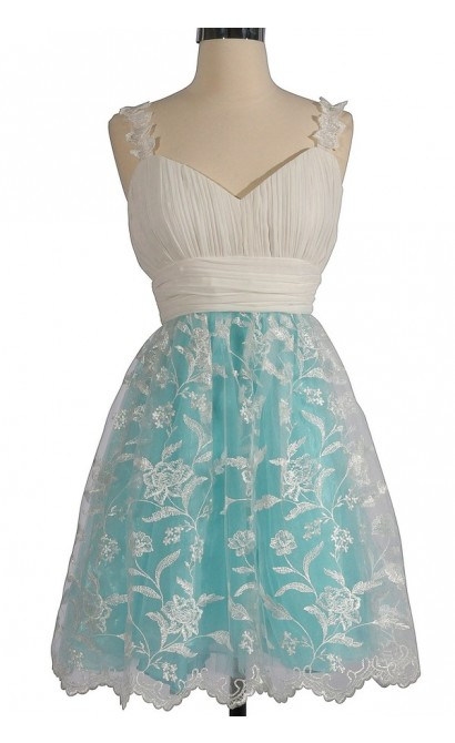 Belle Of The Ball Designer Dress by Minuet In Teal