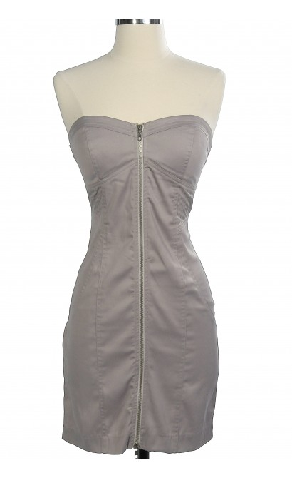 Grey's Anatomy Zipper Dress