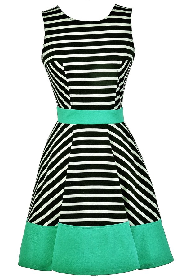 Product Features Black and white stripes paydayloansboise.gq's a basic and classic summer dress,suit.