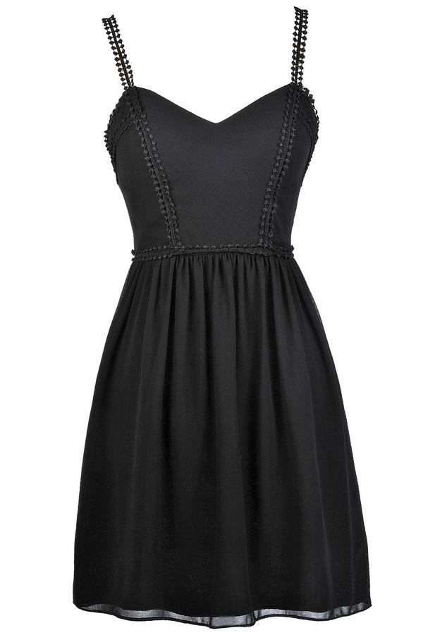 Little Black Dress Shoes Pinterest
