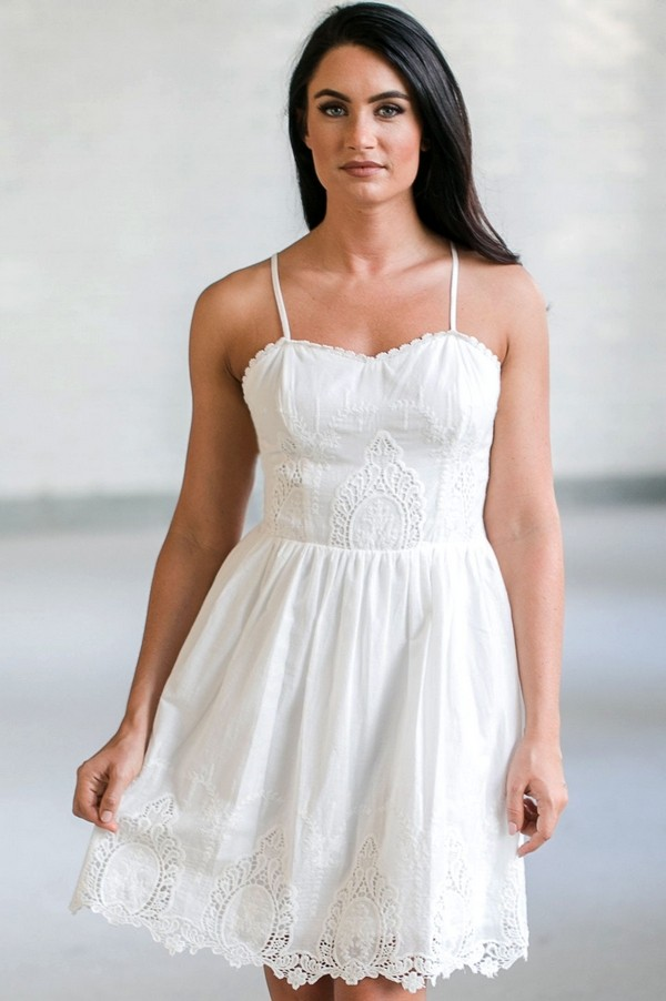 f322ff3a83f White Eyelet Dress