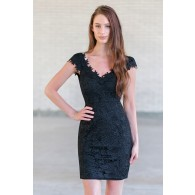 Black lace dress, Little black Dress, black cocktail dress