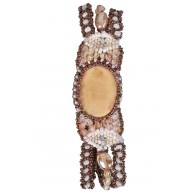 Beaded Bracelet, 1920s Jewelry, Great Gatsby Bracelet