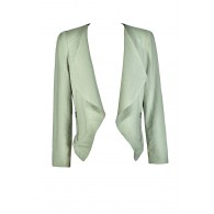 Cute Mint Jacket, Cute Mint Blazer, Mint Open Jacket, Mint Open Blazer, Mint Cardigan, Mint Blazer