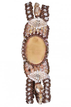 Beaded Bracelet, 1920s Jewelry, Great Gatsby Bracelet
