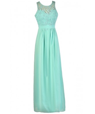 Mint Lace Bridesmaid Dress, Mint Lace Maxi Dress, Cute Mint Dress, Mint Prom Dress, Mint Lace Formal Dress, Mint Maxi Bridesmaid Dress, Cute Mint Dress