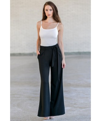 Black Dress pants, Cute Black juniors pants